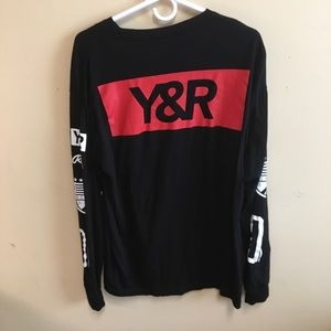 Shirts - Y&R PACSUN LONG SLEEVE. Never worn!!!